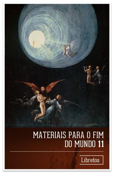 Capa para Materiais para o Fim do Mundo - 11
