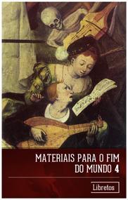 Capa para Materiais para o Fim do Mundo - 4