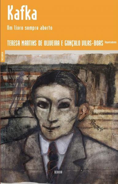 Capa para Kafka: um livro sempre aberto (excerto)