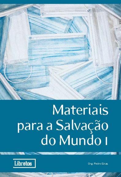 Capa para Materiais para a Salvação do Mundo 1